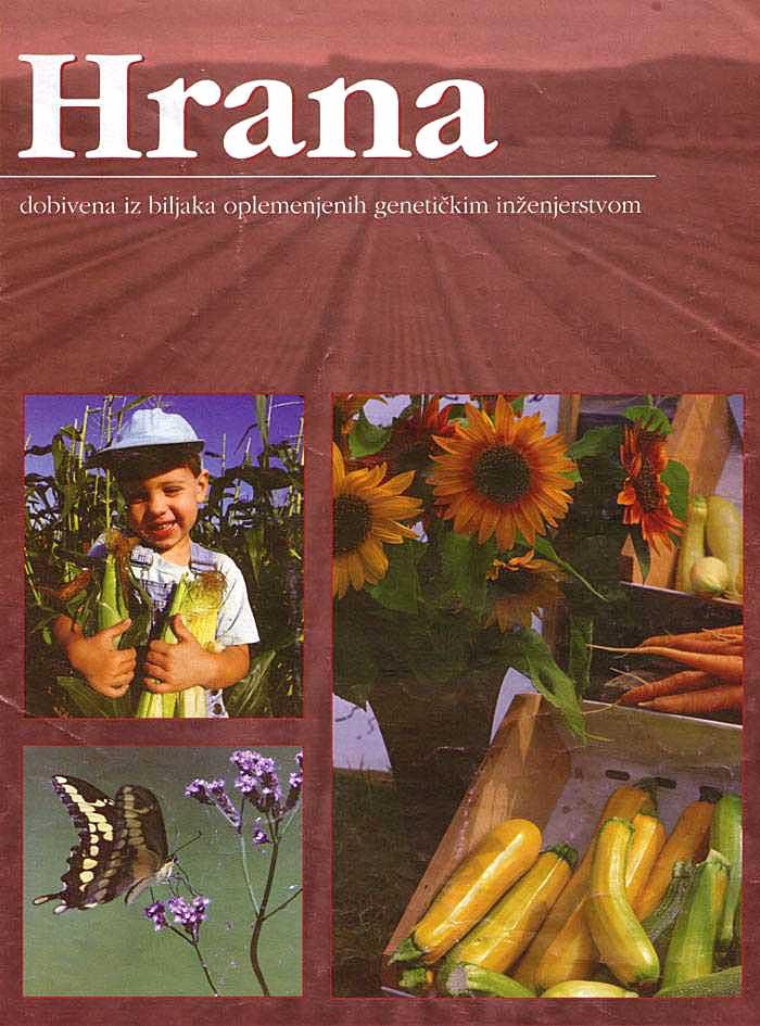 GMO - izum bez razuma - strana 191 - 1 hrvatsko izdanje