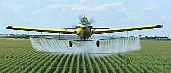 GMO - izum bez razuma - strana 281 - avionsko zaprasivanje