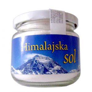 Himalajska sol krupnija – 400 g