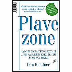 "Dan Buettner ""Plave zone"""