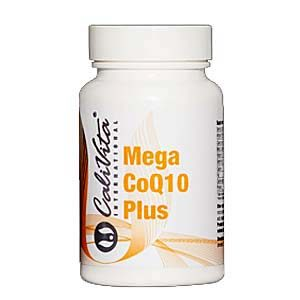 Mega CoQ10 Plus – 60 kapsula
