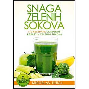 """Miroslav Juraj """"Snaga zelenih sokova"""""""
