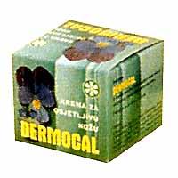 DERMOCAL biljna krema – 50 mL