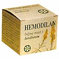 HEMODILAN mast za hemoroide – 30 mL