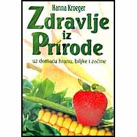 "Hanna Kroeger ""Zdravlje iz prirode"""