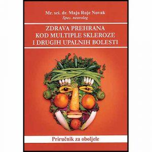 """dr. Maja Roje Novak """"Zdrava prehrana kod multiple skleroze i drugih upalnih bolesti"""""""