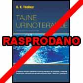 """G. K. Thakkar """"Tajne urinoterapije"""""""