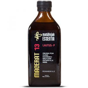 Macerat 13 (ulje crnog oraha) – 250 mL