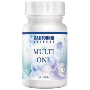 Multi One (CF) – 30 tableta – mulitivitamin